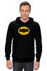 "Толстовка Wearcraft Premium унисекс ""Бэтмен (Batman)"" - batman, бэтмен"