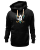 "Толстовка Wearcraft Premium унисекс ""Mighty ducks"" - nhl, нхл, anaheim ducks, хоккейный клуб"