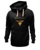 """Толстовка Wearcraft Premium унисекс """"Bon Jovi"""" - logo, hard rock, bon jovi, бон джови"""