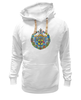 """Толстовка Wearcraft Premium унисекс """"Российская Империя"""" - россия, герб, с нами бог, империя, российская империя"""