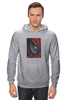 "Толстовка Wearcraft Premium унисекс ""Spider Man / Человек Паук"" - marvel, spider man, человек паук, афиша, kinoart"