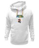 """Толстовка Wearcraft Premium унисекс """"Super Mario"""" - mario, dendy, марио, mario bros, 8bit"""