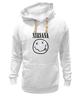 """Толстовка Wearcraft Premium унисекс """"Nirvana (Нирвана)"""" - nirvana, нирвана"""