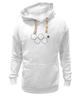 "Толстовка Wearcraft Premium унисекс ""Олимпийские кольца в Сочи 2014"" - олимпиада, нераскрывшееся олимпийское кольцо, олипийские кольца, сочи-2014"
