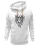 """Толстовка Wearcraft Premium унисекс """"астролев"""" - лев, lion, ловец снов, амулет, dreamcatcher"""