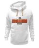 "Толстовка Wearcraft Premium унисекс ""Anaheim Ducks"" - хоккей, nhl, нхл, anaheim ducks, анахайм дагз"