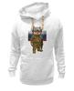 """Толстовка Wearcraft Premium унисекс """"Вежливые Люди"""" - армия, вежливые люди, крым, россия, флаг"""