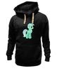 "Толстовка Wearcraft Premium унисекс ""Lyra Heartstrings"" - pony, mlp, magic, lyra"