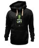 "Толстовка Wearcraft Premium унисекс ""ФитПит.рф - Спортивное питание"" - спорт, фитнес, yoda, йода, кросфит"