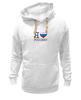 """Толстовка Wearcraft Premium унисекс """"Я люблю Россию!"""" - россия, russia, я люблю россию"""