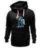 "Толстовка Wearcraft Premium унисекс ""MLP Neon Rainbow Dash"" - pony, mlp, magic, loyalty, friendship"