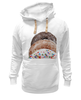 "Толстовка Wearcraft Premium унисекс ""Donuts"" - photo, пончики, пончик, ням, вкуснятина, delitios, donuts"
