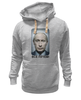 """Толстовка Wearcraft Premium унисекс """"ВСЁ ПУТЁМ"""" - президент, putin, владимир путин, всё путём"""