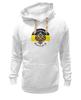 """Толстовка Wearcraft Premium унисекс """"Российская Империя"""" - россия, герб, флаг, империя, российская империя"""