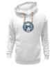 "Толстовка Wearcraft Premium унисекс ""Columbus Blue Jackets / NHL USA"" - usa, nhl, columbus blue jackets, kinoart"