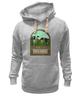 """Толстовка Wearcraft Premium унисекс """"Органик"""" - organic, farming, milk farm, органическое сельское хозяйство, cows"""