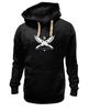 """Толстовка Wearcraft Premium унисекс """"Hunter (Destiny)"""" - hunter, охотник, ножи, лезвия, bladedancer"""