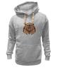 """Толстовка Wearcraft Premium унисекс """"Медведь"""" - bear, медведь, animal"""