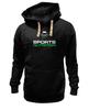 "Толстовка Wearcraft Premium унисекс ""ФитПит.рф - Спортивное питание"" - спорт, фитнес, спортивное питание"