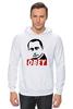 "Толстовка Wearcraft Premium унисекс ""Путин Obey"" - путин, putin"