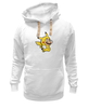 "Толстовка Wearcraft Premium унисекс ""Mario x Pokemon"" - пародия, покемон, пикачу, марио, picachu"