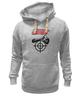 "Толстовка Wearcraft Premium унисекс ""Sniper"" - sniper, снайпер, убийца, киллер, headshot"