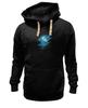 "Толстовка Wearcraft Premium унисекс ""Batman x Twitter"" - batman, twitter, бэтмен"