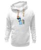 """Толстовка Wearcraft Premium унисекс """"My Little Pony - Rainbow Dash (Радуга)"""" - радуга, pony, rainbow dash, mlp, пони"""