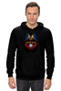 """Толстовка Wearcraft Premium унисекс """"Железный Человек"""" - comics, marvel, superhero, ironman"""