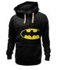 """Толстовка Wearcraft Premium унисекс """"batman"""" - прикольные, batman, бэтман"""