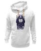 "Толстовка Wearcraft Premium унисекс ""Free Hugs"" - bear, медведь, обнимашки"