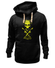 """Толстовка Wearcraft Premium унисекс """"SPIRIT OF FREEDOM !!!"""" - skull, череп, свобода, freedom"""