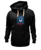 "Толстовка Wearcraft Premium унисекс ""Бэтмен против Супермена"" - супермен, batman, superman, бэтмен, dc comics"