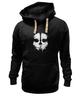 """Толстовка Wearcraft Premium унисекс """"Череп"""" - skull, череп, игры"""