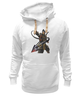 "Толстовка Wearcraft Premium унисекс ""Mortal Kombat"" - скорпион, mortal kombat, смертельная битва, мортал комбат, scorpion"