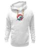 """Толстовка Wearcraft Premium унисекс """"Япония"""" - арт, стиль, море, девушке, аниме, япония, japan, цунами, tsunami"""