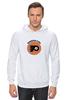 "Толстовка Wearcraft Premium унисекс ""Philadelphia Flyers"" - хоккей, nhl, нхл, филадельфия флайерз, philadelphia flyers"