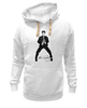 "Толстовка Wearcraft Premium унисекс ""CitySwag Elvis"" - рок-н-ролл, elvis presley, elvis, the king, элвис пресли"