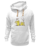 "Толстовка Wearcraft Premium унисекс ""Банан"" - арт, funny, banana, bananas"