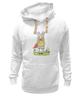 """Толстовка Wearcraft Premium унисекс """"Мёд и клевер"""" - мультфильм, аниме, япония, ханамото хагуми, мёд и клевер"""