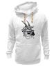 """Толстовка Wearcraft Premium унисекс """"Koza Nostra """" - любовь, новый год, стиль, new year, 2015, коза, козел, символ 2015, коза ностра, koza nostra"""