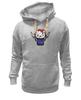 """Толстовка Wearcraft Premium унисекс """"Hello Chucky"""" - hello kitty, убийца, killer, чаки, chucky"""