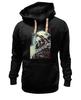 """Толстовка Wearcraft Premium унисекс """"мертвый космос"""" - skull, череп, space, космос, astronaut, death, смерть, dead, космонавт"""