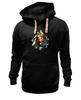 """Толстовка Wearcraft Premium унисекс """"Кубик Рубика"""" - головоломка, абстракция, кубик рубика"""