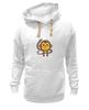 "Толстовка Wearcraft Premium унисекс ""Мартышка"" - мартышка, monkey, макака"