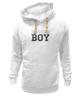 """Толстовка Wearcraft Premium унисекс """"RUSSIAN BOY"""" - парню, russian, boy, русский мальчик"""