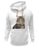 """Толстовка Wearcraft Premium унисекс """"Милый пушистый кот     """" - кот, кошка, котэ, алина макарова, мэйн кун"""