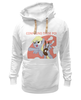 "Толстовка Wearcraft Premium унисекс ""Derpy Hooves"" - pony, mlp, my little pony, derpy, mlp fim, derpy hooves"