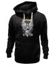 "Толстовка Wearcraft Premium унисекс ""Deftones"" - skull, череп, сова, мистика, deftones"