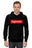 "Толстовка ""Supreme "" - арт, supreme, nyc, clothing"